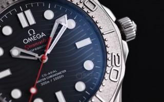 值得购入的潜水表,当选海马系列300米潜水表Nekton特别版