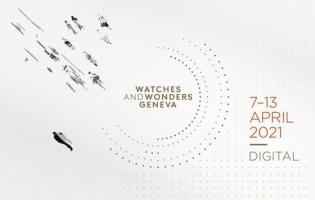 """数字与实体结合 2021年""""钟表与奇迹""""高级钟表展将于4月举办"""