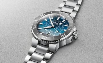 将环保进行到底 品鉴豪利时瓦登海限量版腕表