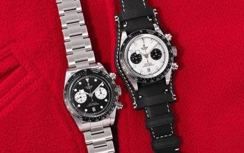 【视频】帝舵表碧湾计时型精钢款腕表 彰显运动型计时腕表的纯粹传统